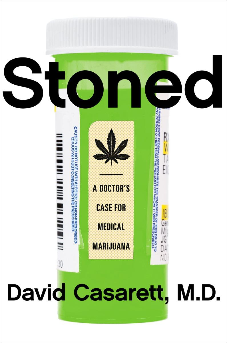 The book cover for Stoned