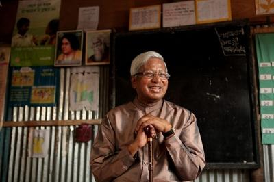 Sir Fazle Hasan Abed is the 2015 recipient of the World Food Prize.