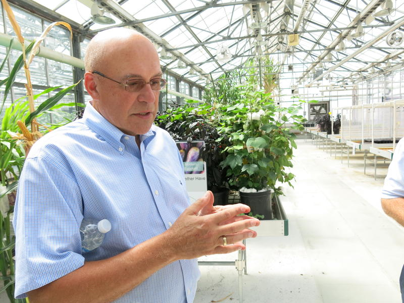Robb Fraley, Monsanto Chief Technology Officer, and frequently the company's public face, has negotiated some of its most contentious boardroom deals.