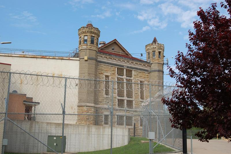 The old Iowa State Penitentiary in Fort Madison