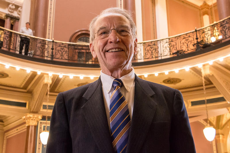 Iowa Republican U.S. Senator Chuck Grassley will get updates on the Trans-Pacific Partnership trade talks as part of a senate advisory group.