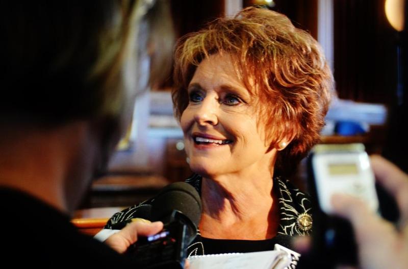 New Speaker of the Iowa House Linda Upmeyer