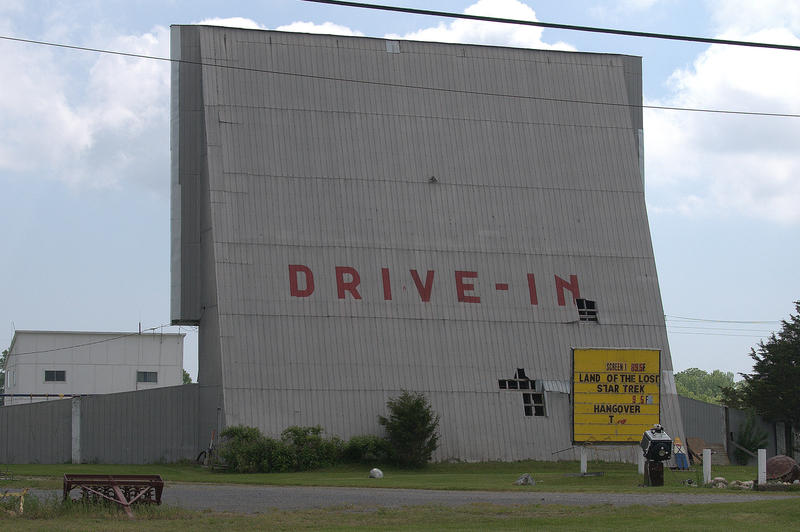 Though at least four remain in the state, most Iowa drive-in theaters closed after the car culture craze faded.