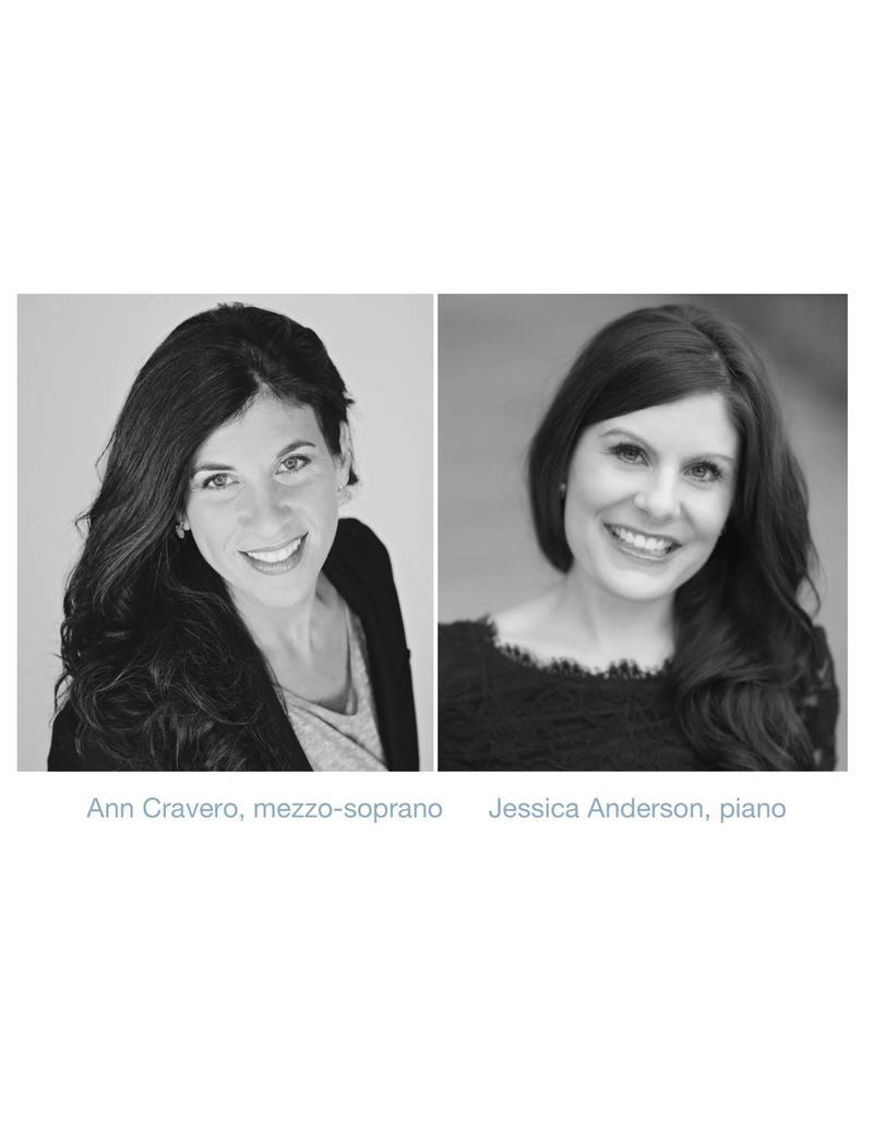 Ann Cravero and Jessica Anderson