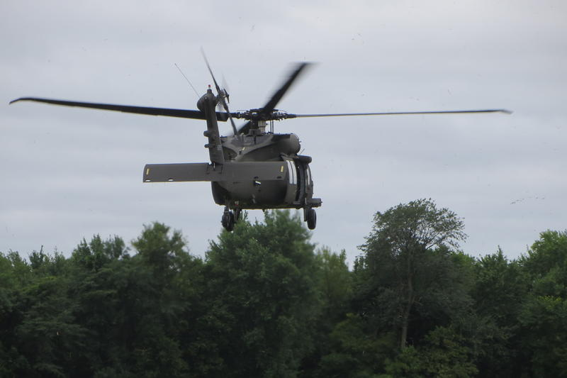 All ten new Black Hawks are expected in Boone by the end of September.