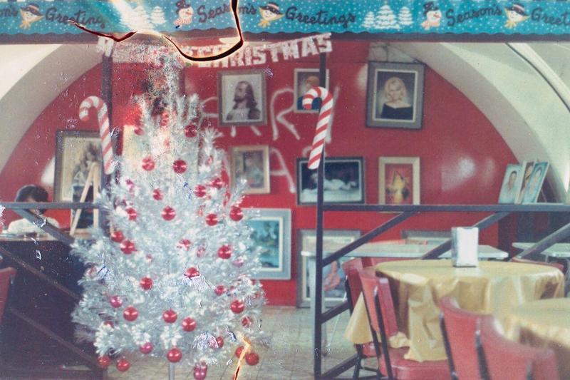 Christmas 1969 at the Cam Ranh Bay USO.