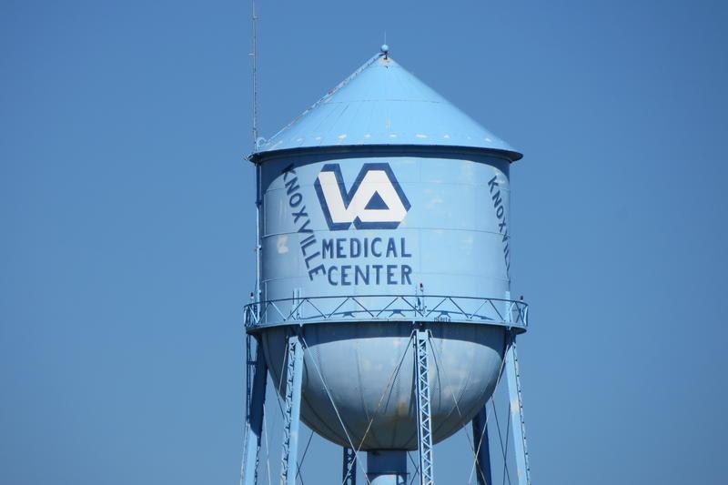 A VA landmark in Knoxville.