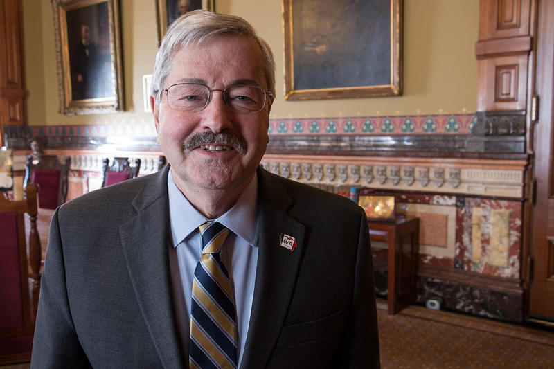 Gov. Terry Branstad has no plans to delay the privatization of Medicaid in Iowa.