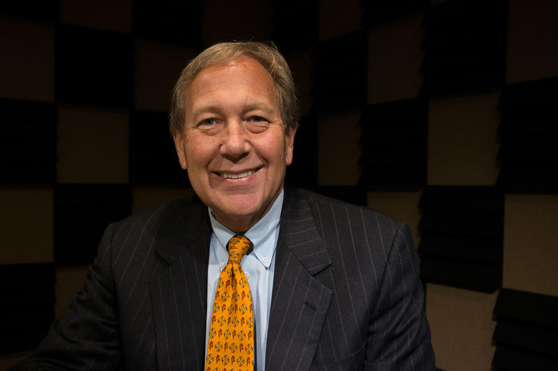 University of Iowa President Bruce Harreld