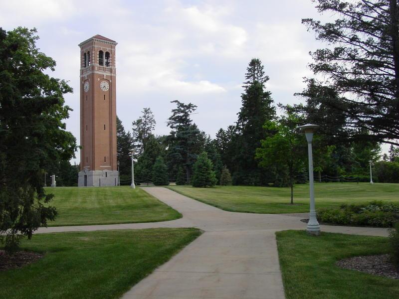 UNI's campus