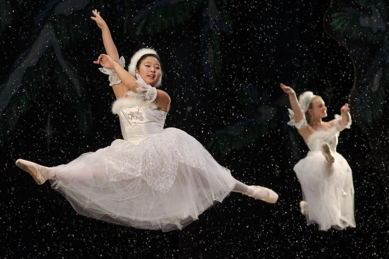 Iowa State Center's Nutcracker Tradition