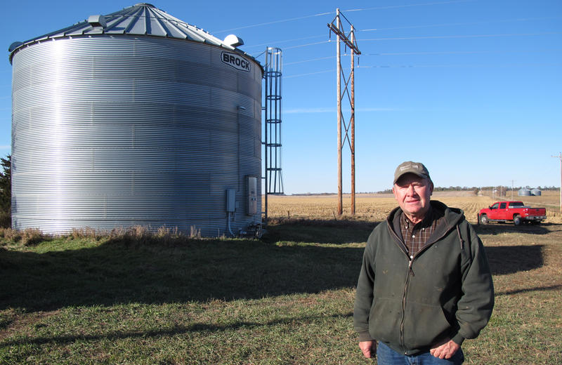 Property taxes have been a growing cost for Nebraska farmers like Larry Tegeler. Taxes collected on Nebraska agricultural land nearly tripled from 2004-2014.