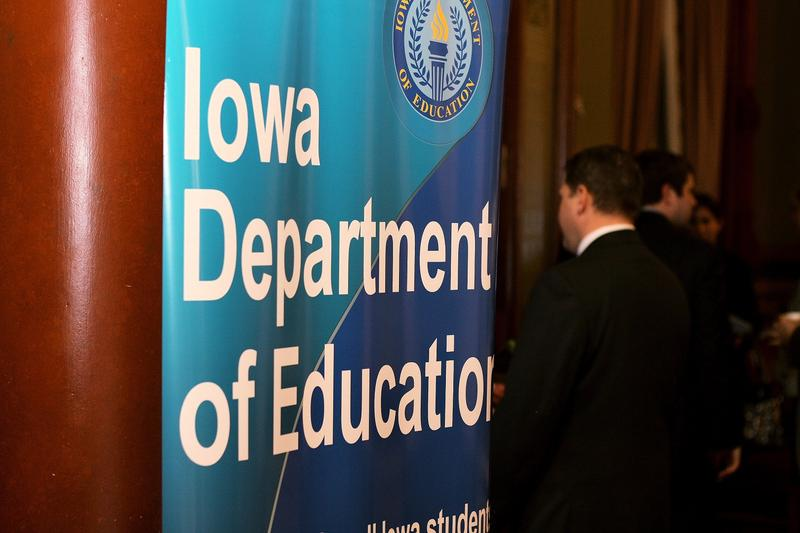 2011 Reception Iowa Board of Eduction