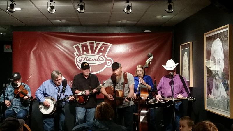 The Burlington Street Bluegrass Band