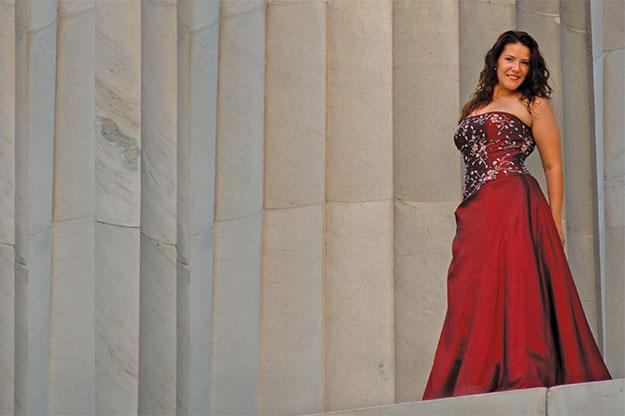 Danielle Talamantes, Cedar Rapids Opera Theater
