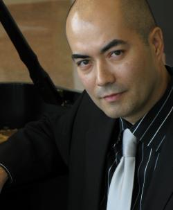 Sean Botkin, pianist