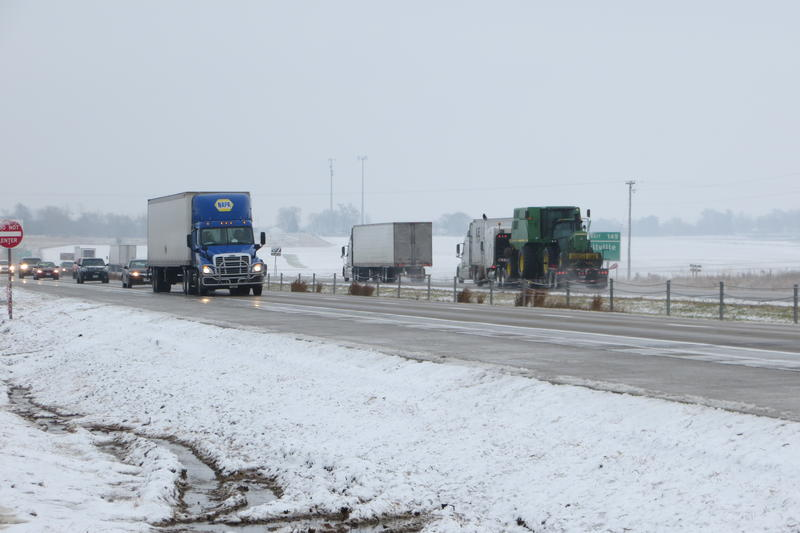 Motor Truck Assn: 76% of Iowa communities depend entirely on trucks for delivery of everyday goods.