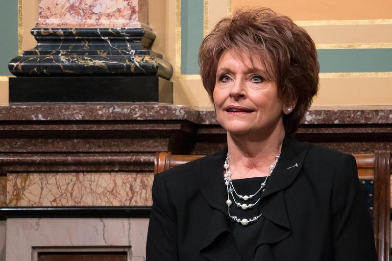 Speaker of the Iowa House Linda Upmeyer