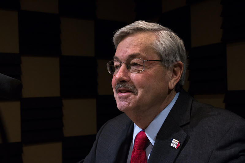 Governor Terry Branstad joins River to River from the Iowa Public Radio Des Moines studio. 1/7/2015