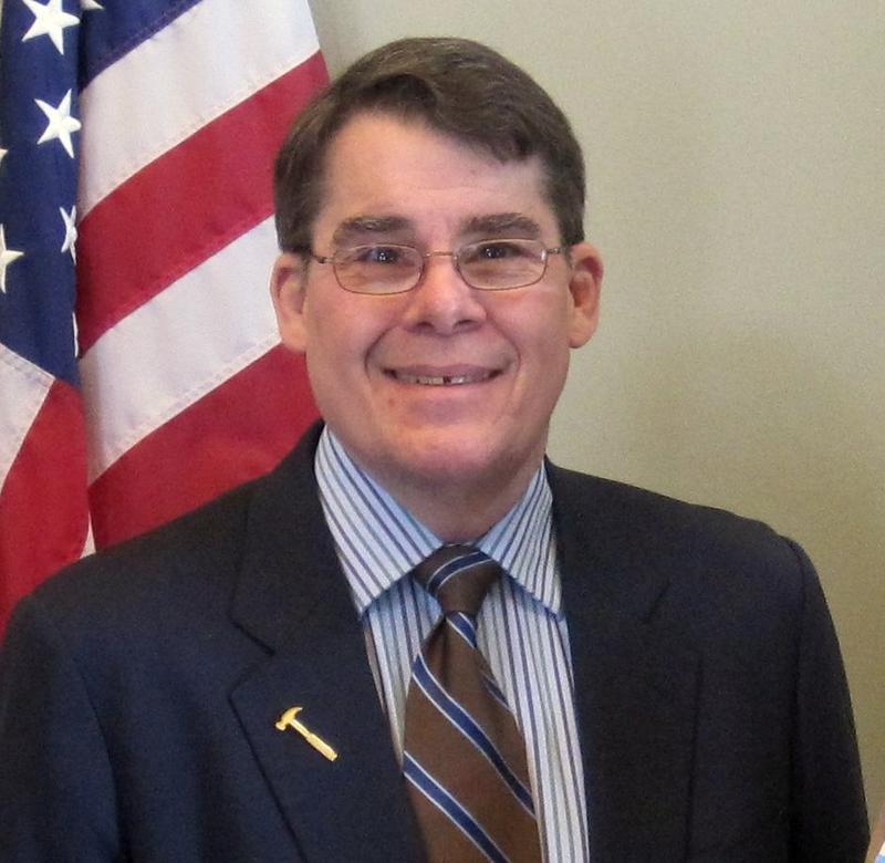 Senate Majority Leader Mike Gronstal