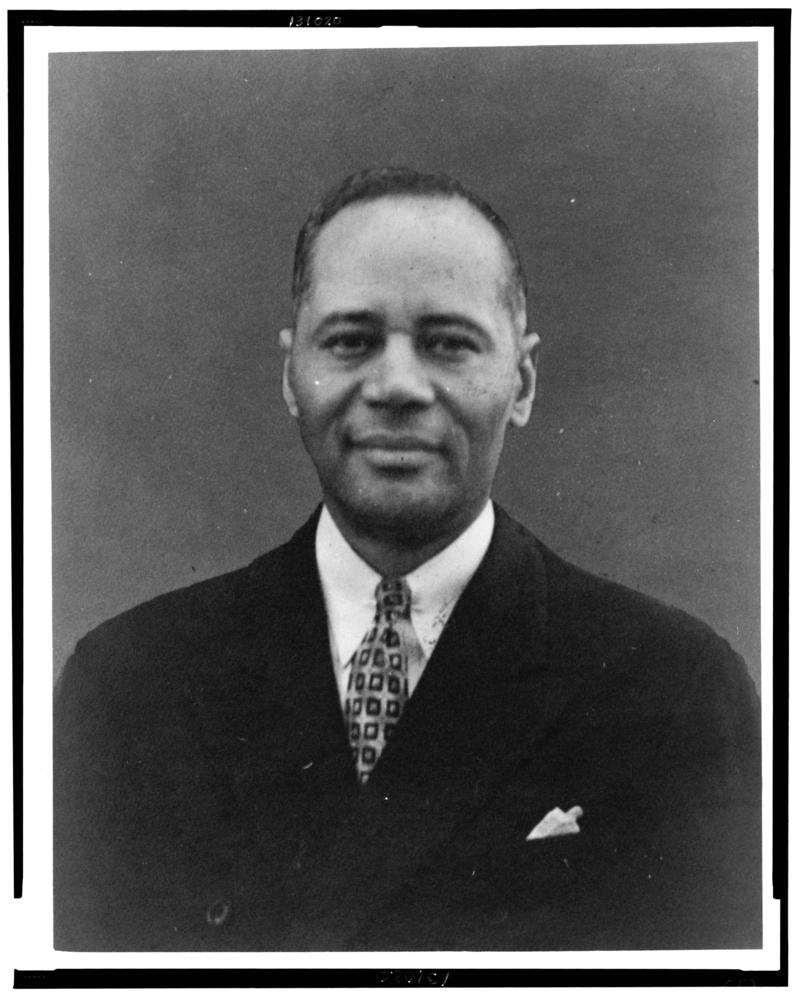 Charles Hamilton Houston, who was trained as an officer at Fort Des Moines, went on to be a leader in the civil rights movement, working on court cases that preceded Brown v. Board of Education.