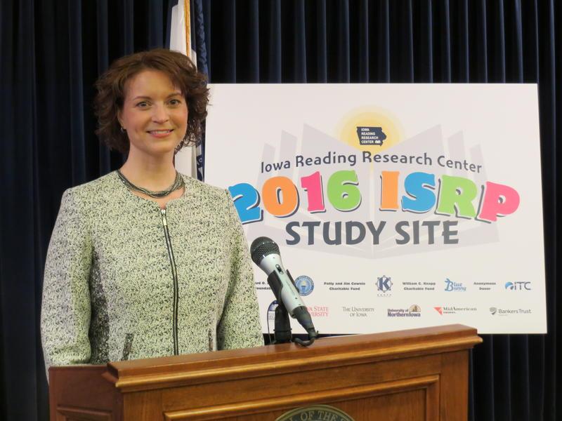 Dr. Deborah Reed, Director, Iowa Reading Research Center, University of Iowa