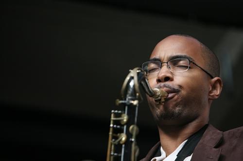 Saxophonist and Ethnomusicologist Dr. Melvin Butler