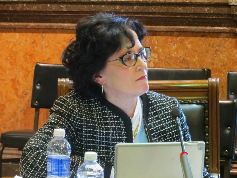 Iowa Workforce Development Director Beth Townsend