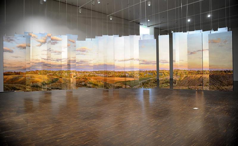 Rose Frantzen exhibit