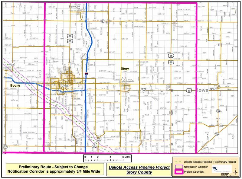 Dakota Access Pipeline Iowa Map.Dakota Access Pipeline Iowa Public Radio