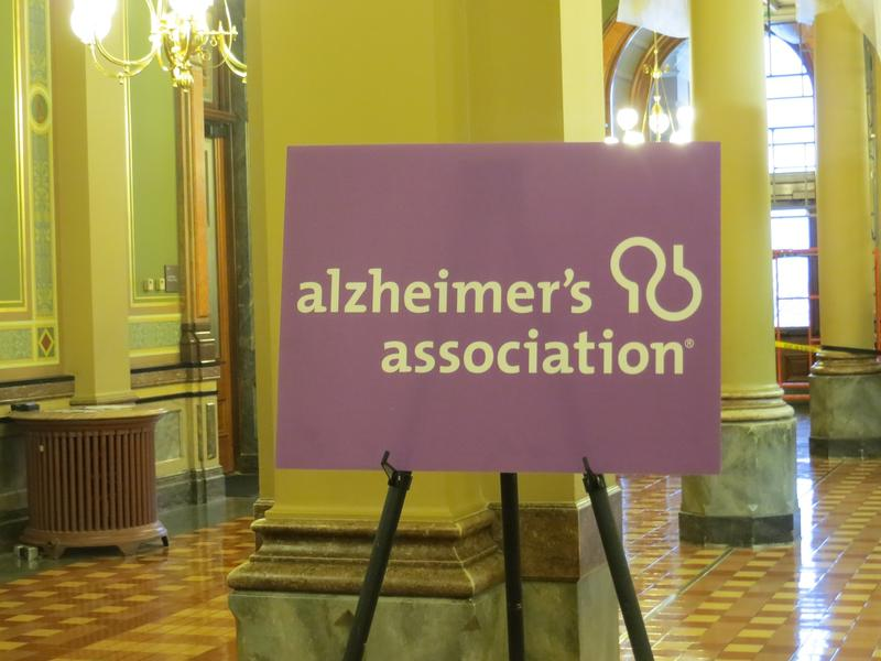 Alzheimer's Association Statehouse Lobbying Day