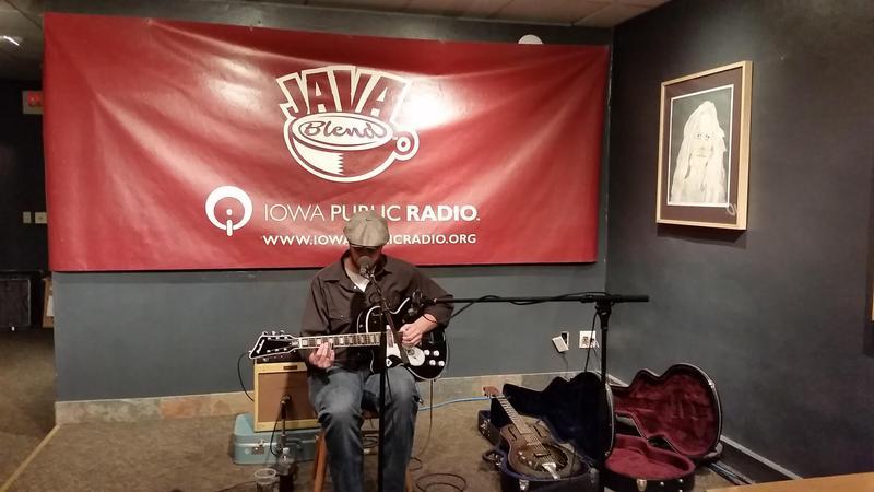 Matt Wood at The Java House