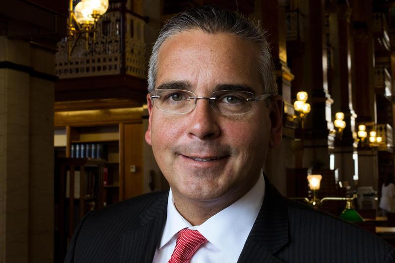 State Sen. Matt McCoy (D-Des Moines)