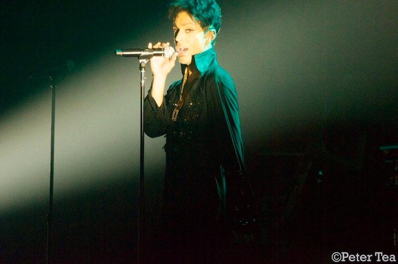 Prince Live on Rotterdam, 2011