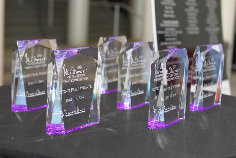 Midwest International Piano Competition Awards (2014)