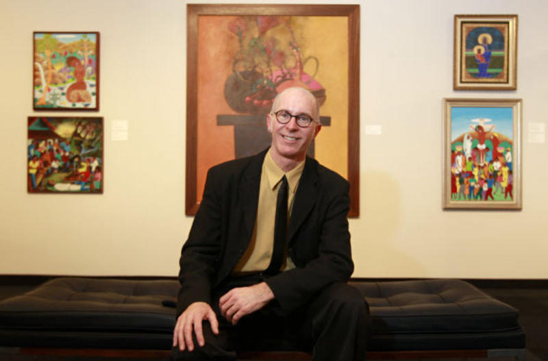 Waterloo Center for the Arts Executive Director Kent Shankle