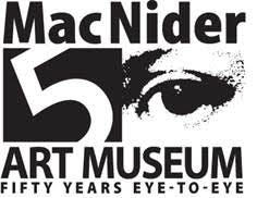 "Advertisement for MacNider's 50th Anniversary ""Eye-To-Eye"""