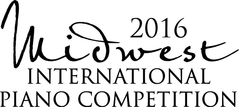 2016 Midwest International Piano Competition at the Gallagher-Bluedorn Performing Arts Center on the UNI Campus