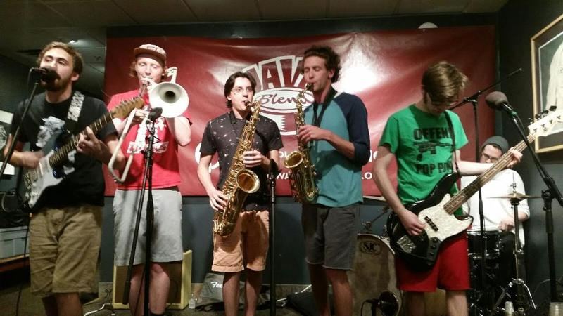 Fairhaven gets rowdy at The Java House
