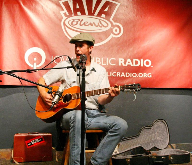 Jack Klatt at The Java House