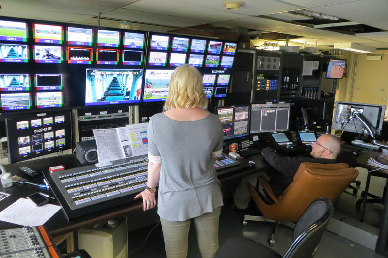 Prairie Meadows' TV operation just spent $3 million in a high definition upgrade.