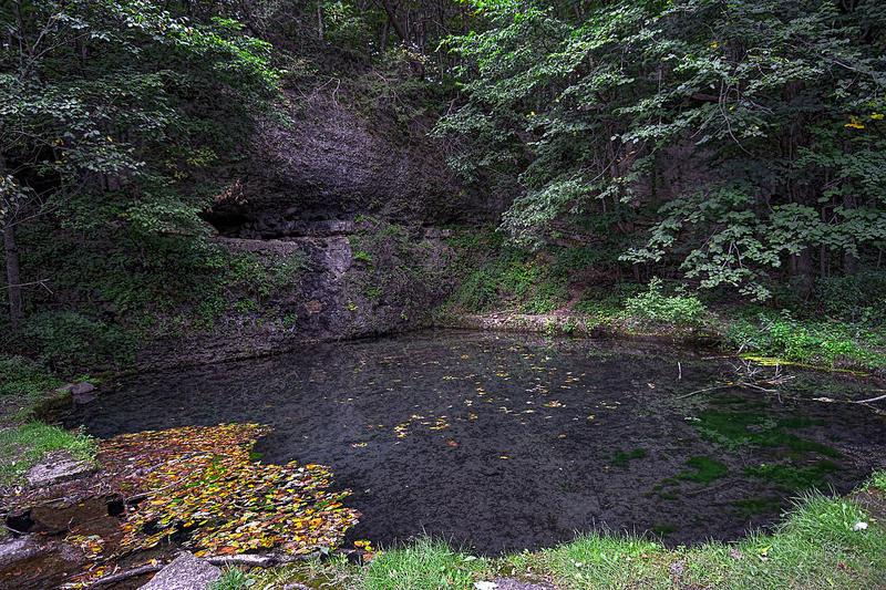 Richmond Springs at Backbone State Park