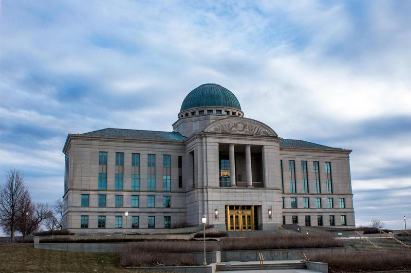 Iowa Judicial Building