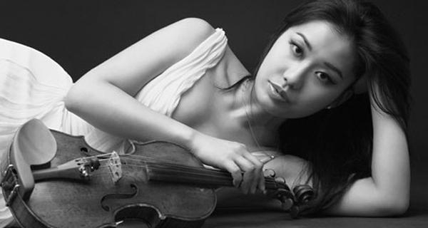 World-famous violinist Sarah Chang