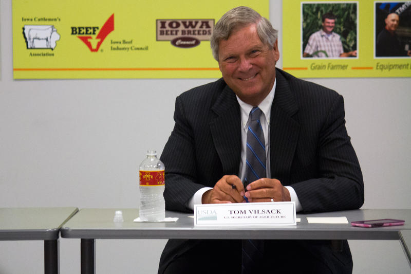 The U.S. Agriculture Dept. has spent more than $125 million on new farmer programs since Secretary Tom Vilsack took office.