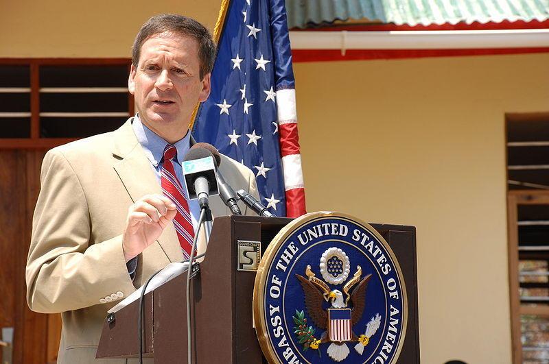 Former Ambassador to Tanzania Mark Green