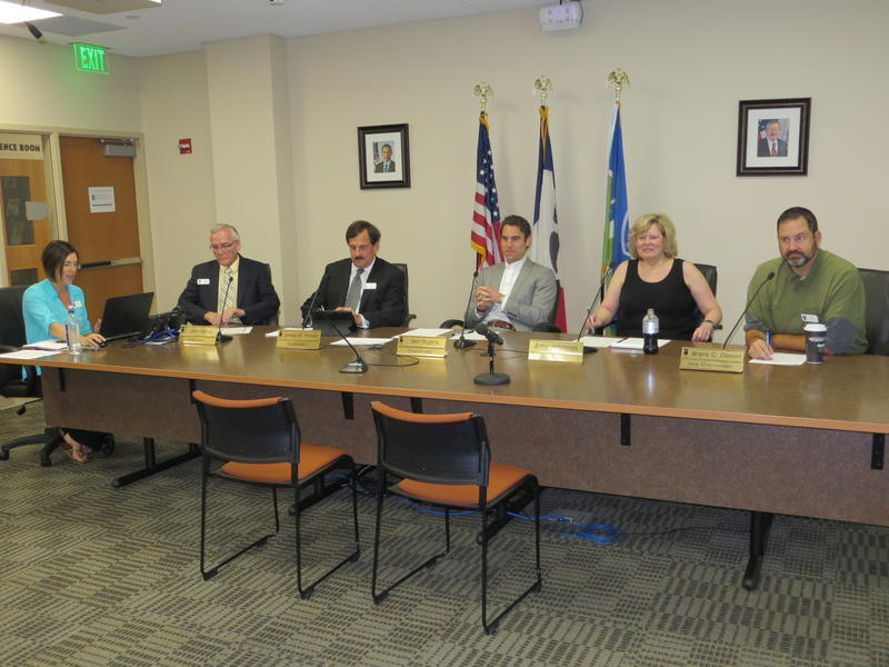 Linn County supervisors meeting this morning in Cedar Rapids
