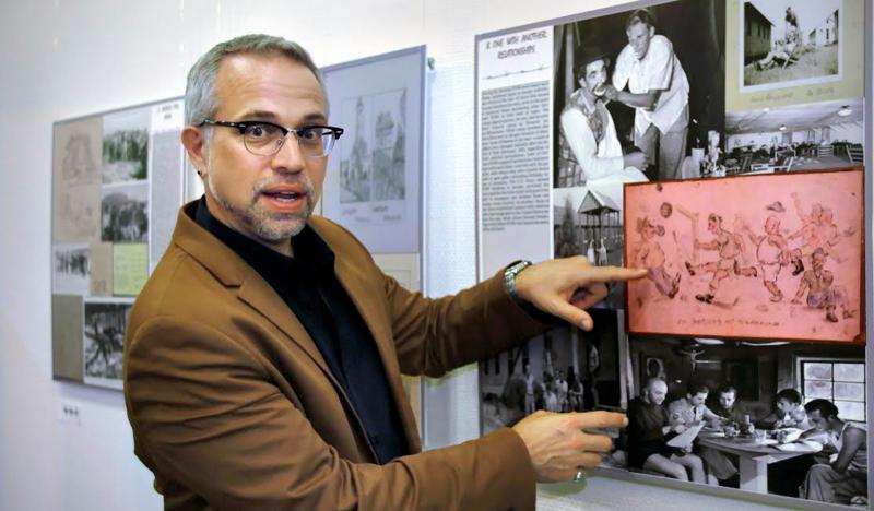 Historian Michael Luick-Thrams