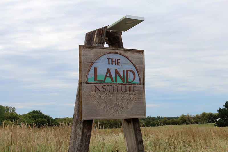 The Land Institute in Salina, Kansas, has spent decades researching new farm methods it hopes are friendly both to the environment and to farmers.