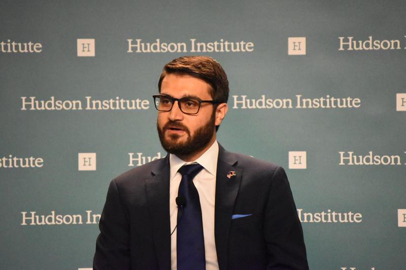 Afghanistan's ambassador to the U.S., Ambassador Hamdullah Mohib